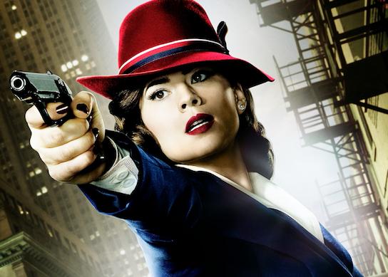 Marvels Agent Carter 1
