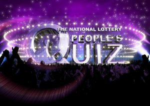 The Peoples Quiz logo