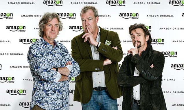 Amazon Top Gear