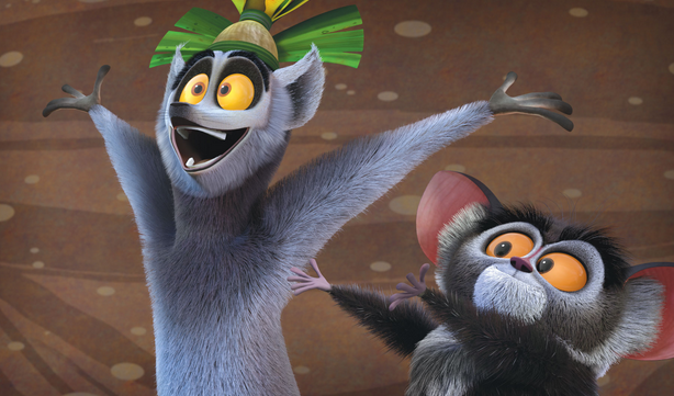 All Hail King Julien 2