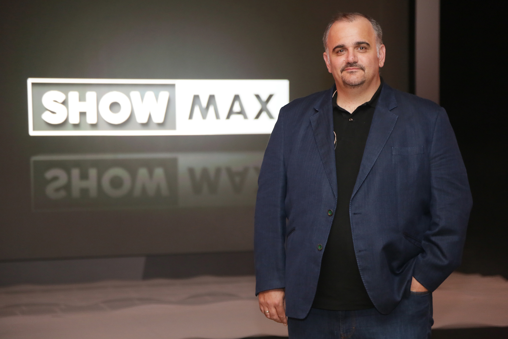 John Kotsaftis, General Manager of ShowMax South Africa