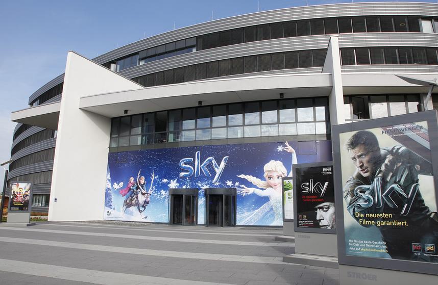 Sky Germany Deutschland