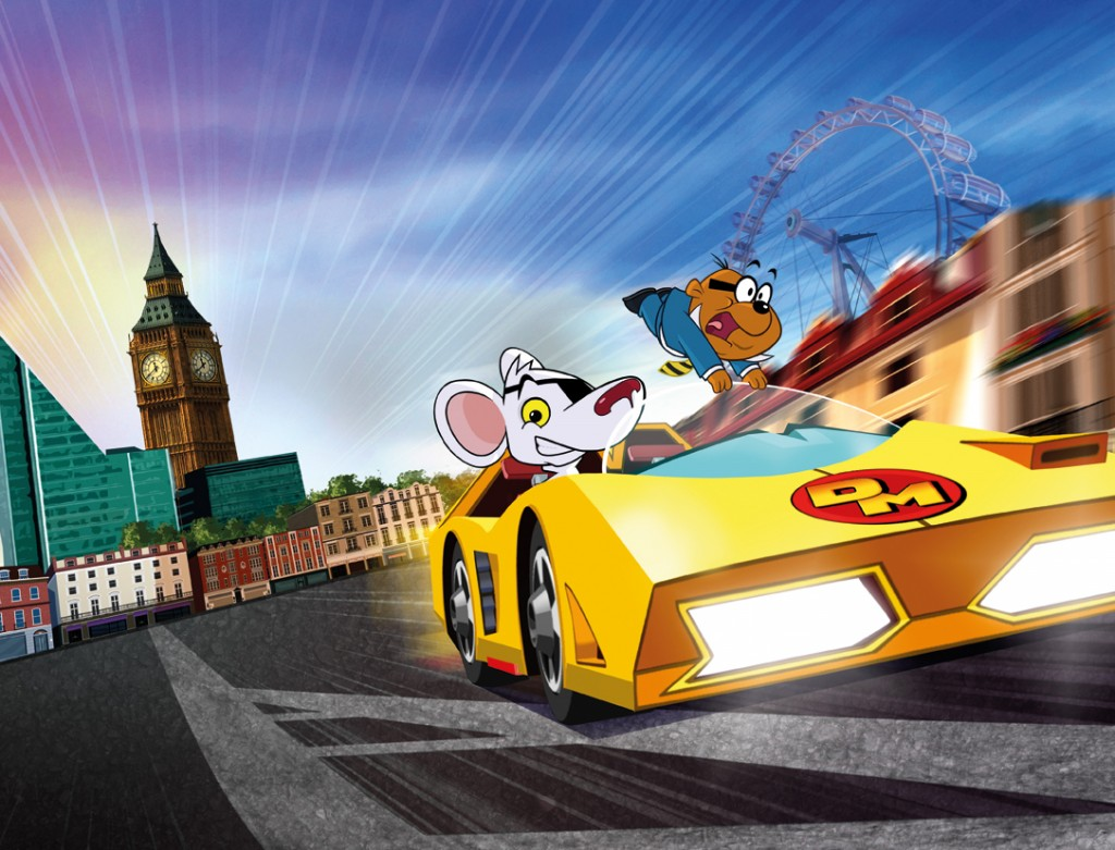 Danger-Mouse---speeding-thru-London.jpg