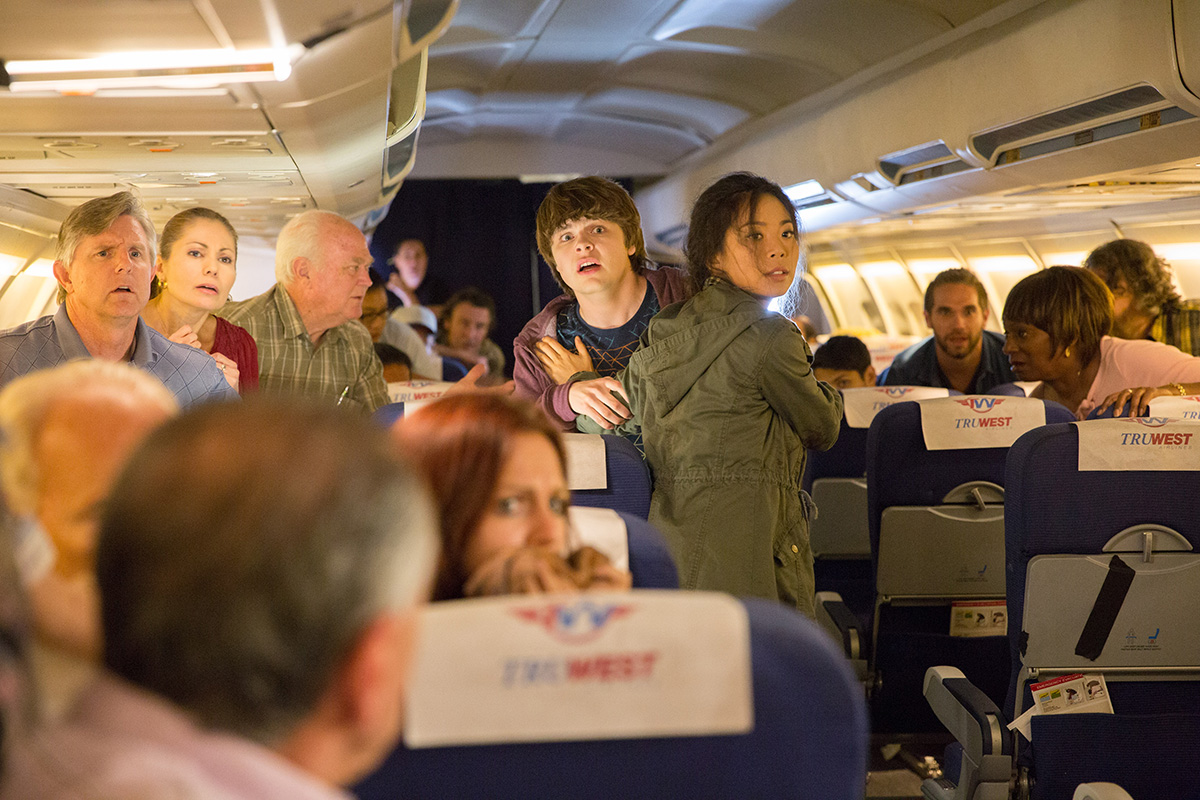 Fear the Walking Dead Flight 462