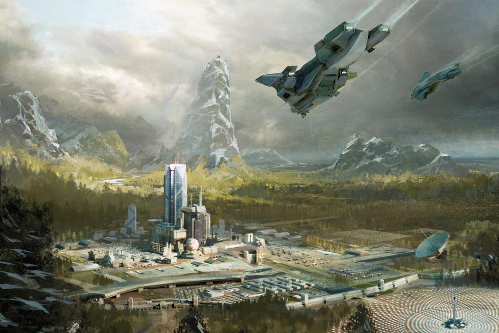 Mipcom Hot Pick Halo The Fall Of Reach Tbi Vision