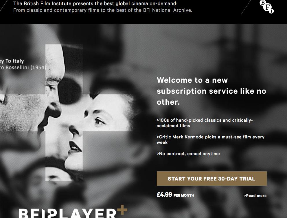 BFI Player+