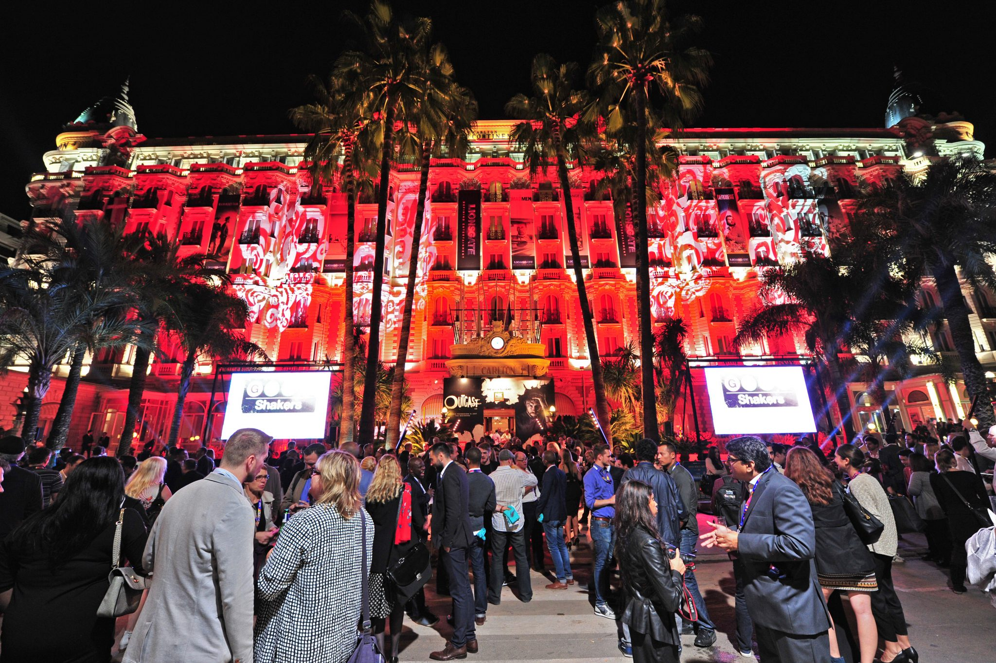 MIPCOM 2015 - EVENT - MIPCOM OPENING PARTY - CARLTON HOTEL