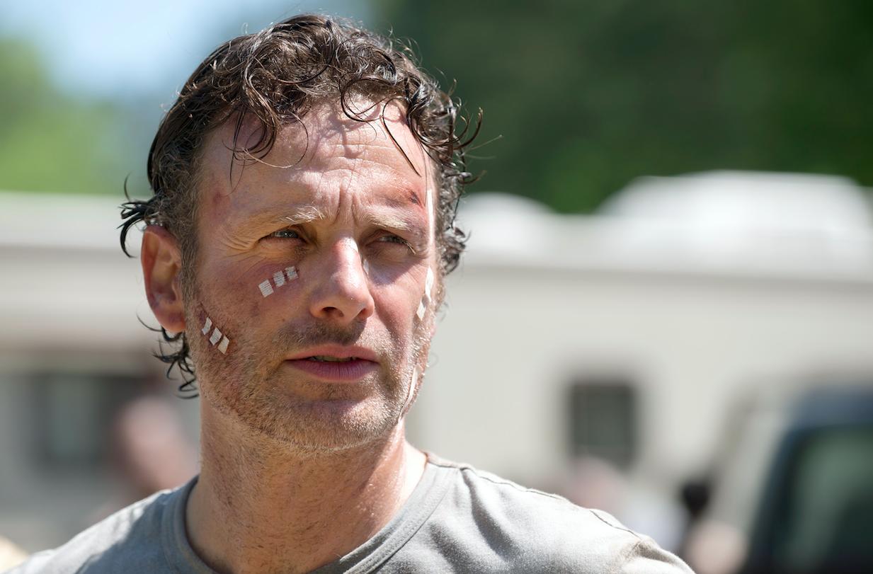 Walking Dead season 6 rick