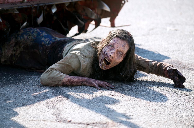 Walking Dead season 6 walker