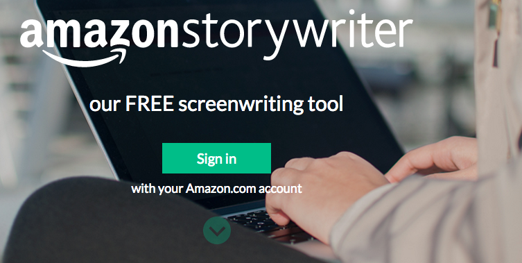 amazon storywriter