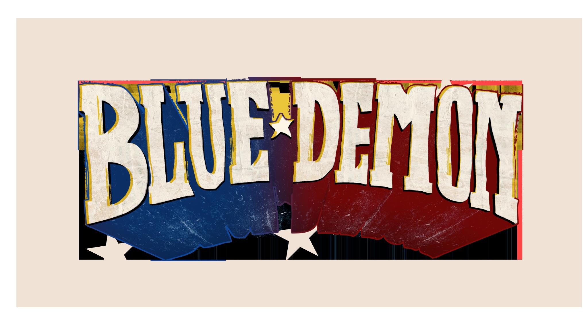 Blue Demon logo