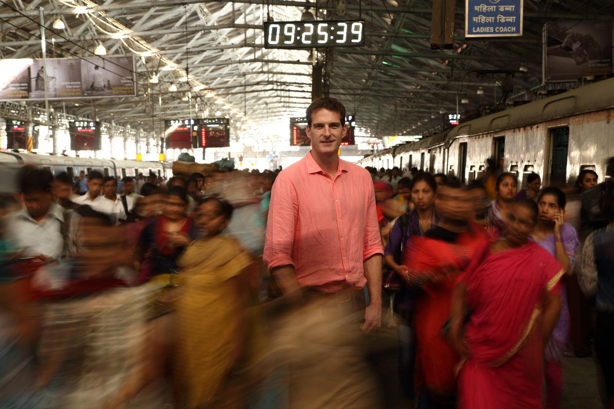 DCD Rights - Mumbai Railway