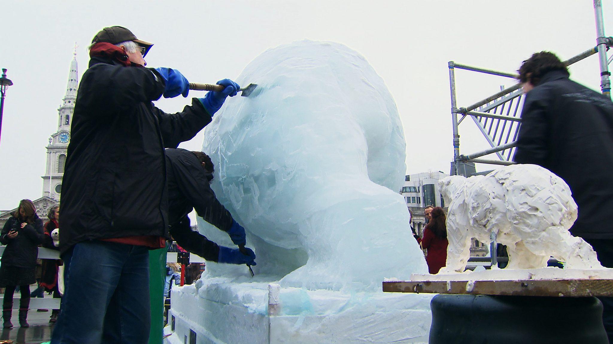 Frozen Christmas 1