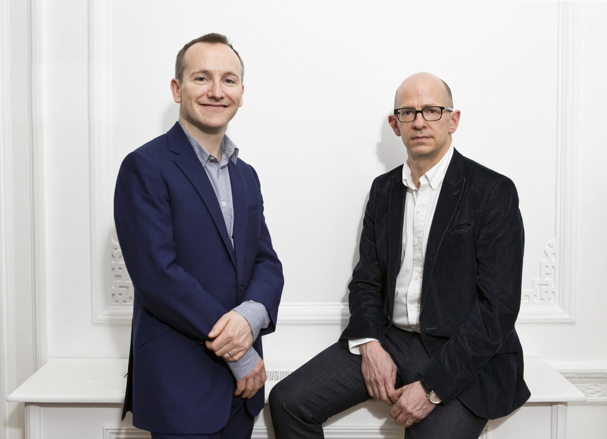 David Flynn and Lucas Church