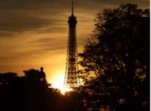 Paris-Berlin Shapes and Shades of History