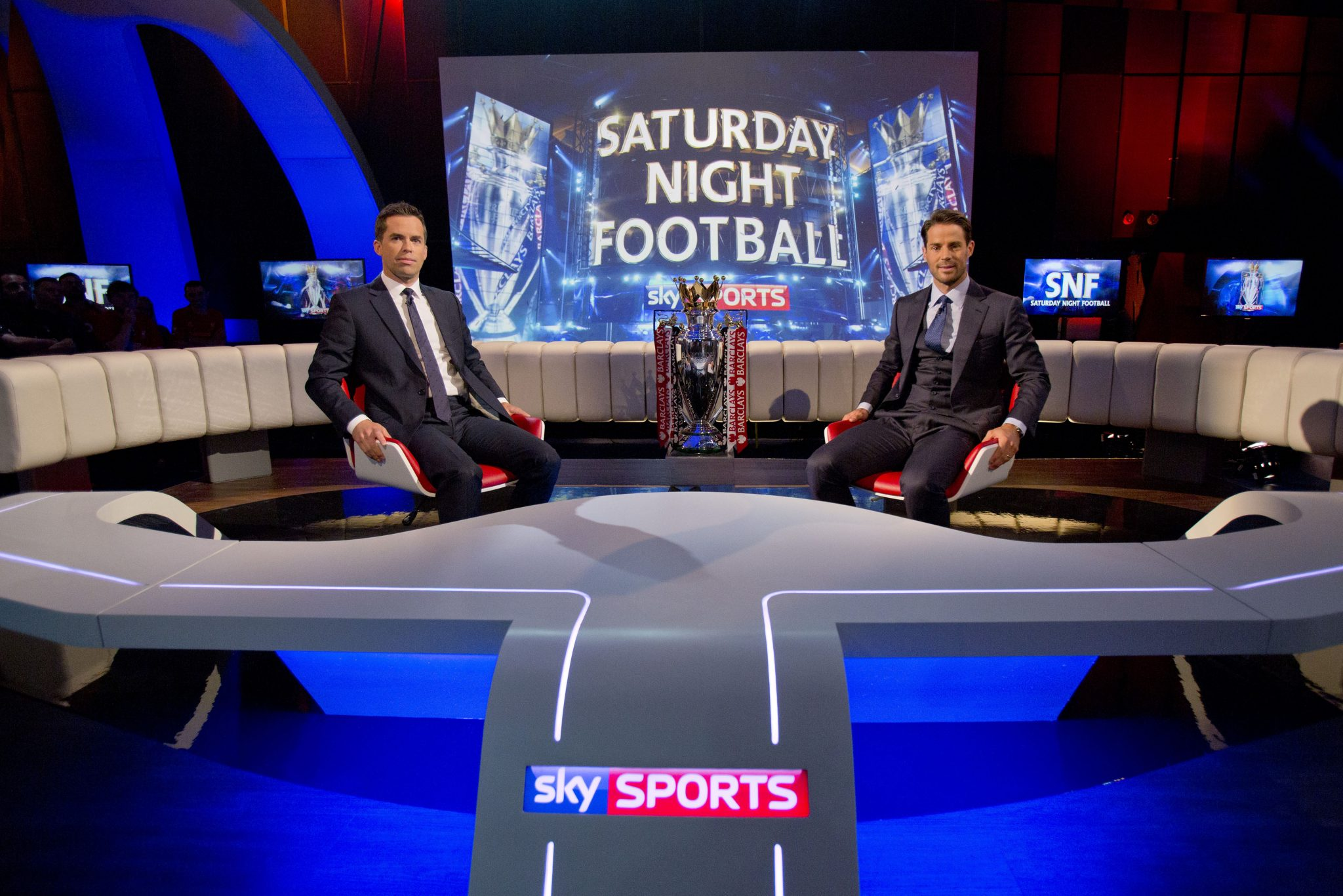 Sky Sports show Ford Saturday Night Football