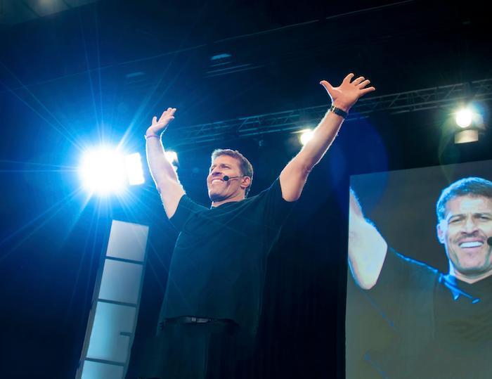Tony Robbins I Am Not Your Guru