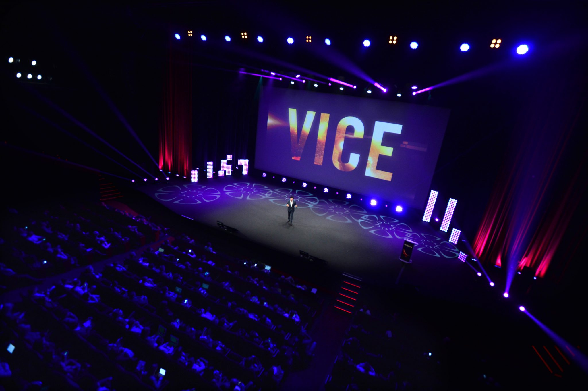 MIPTV 2015 - CONFERENCES - MIP DIGITAL SCREENING - VICE - EDDY MORETTI / VICE MEDIA