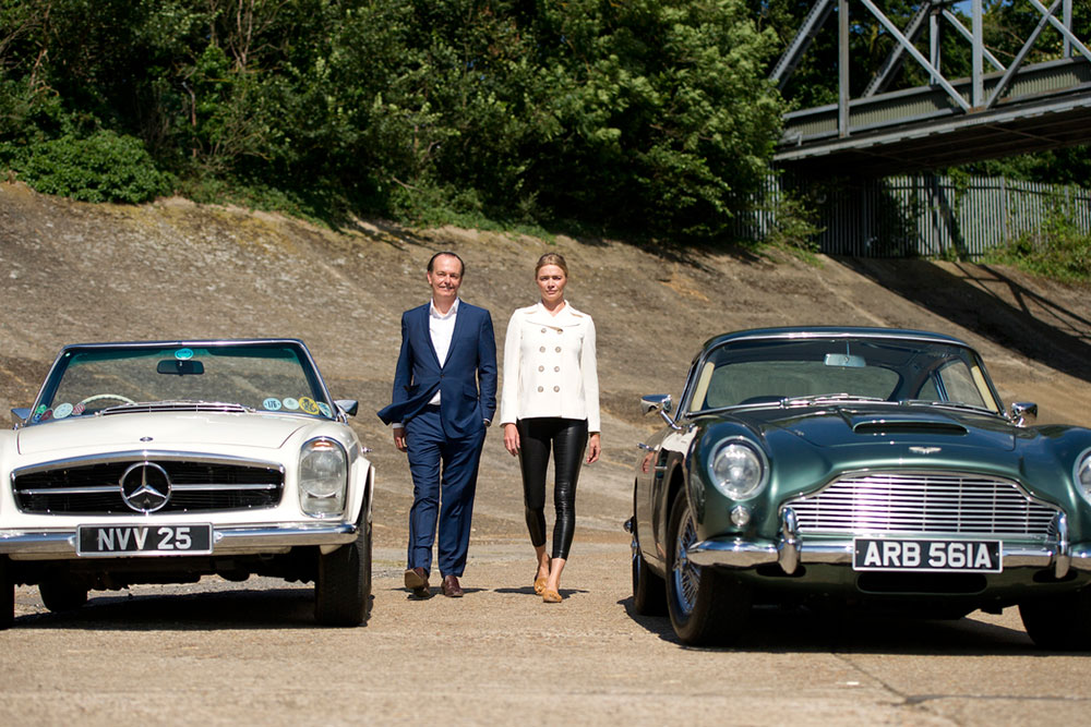 10024_Iconic_Jodie_Kidd_Quentin_Willson_Pagoda_DB5_Brooklands_2014