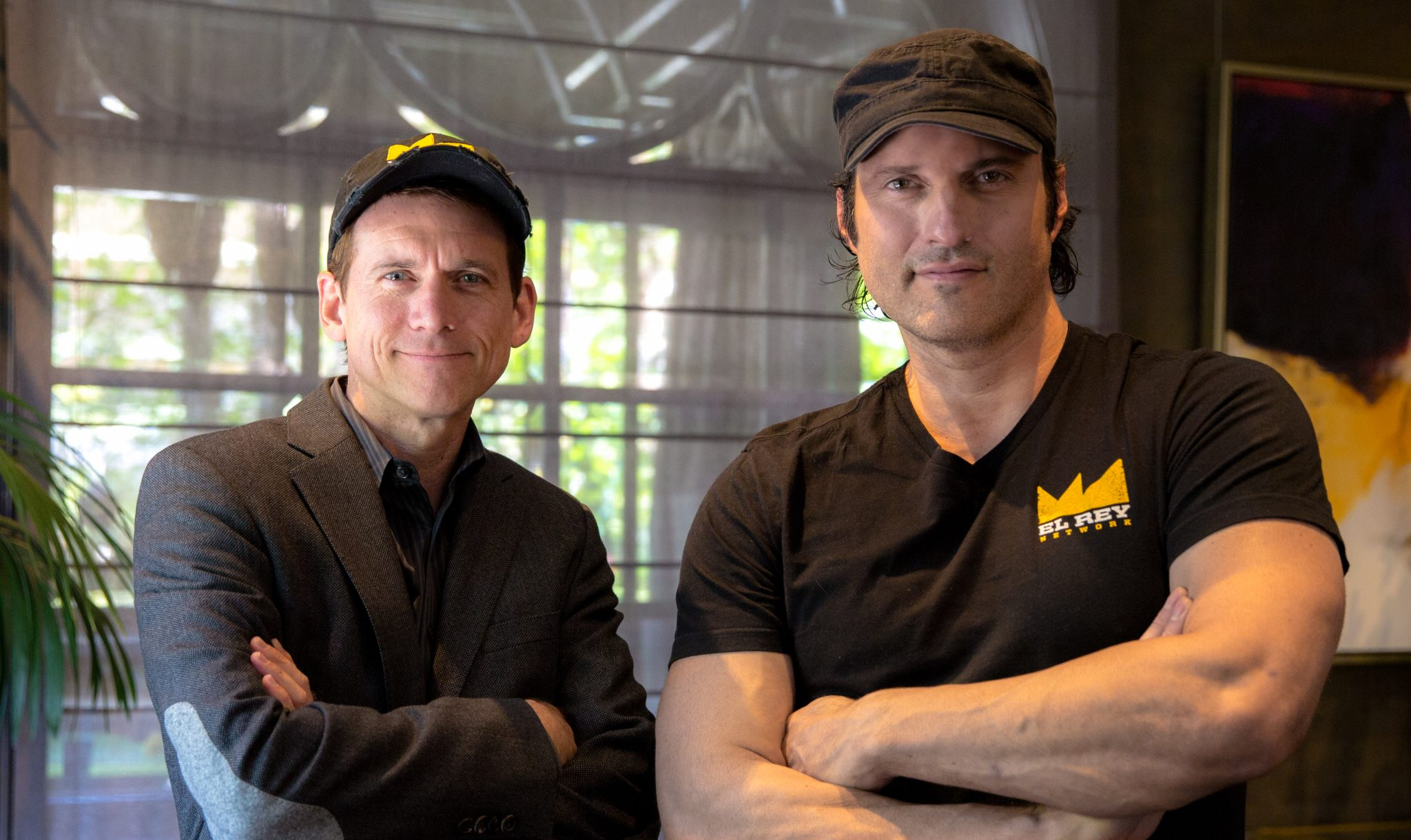Daniel Tibbets and Robert Rodriguez - Photo Credit Gianpaolo Gonzalez