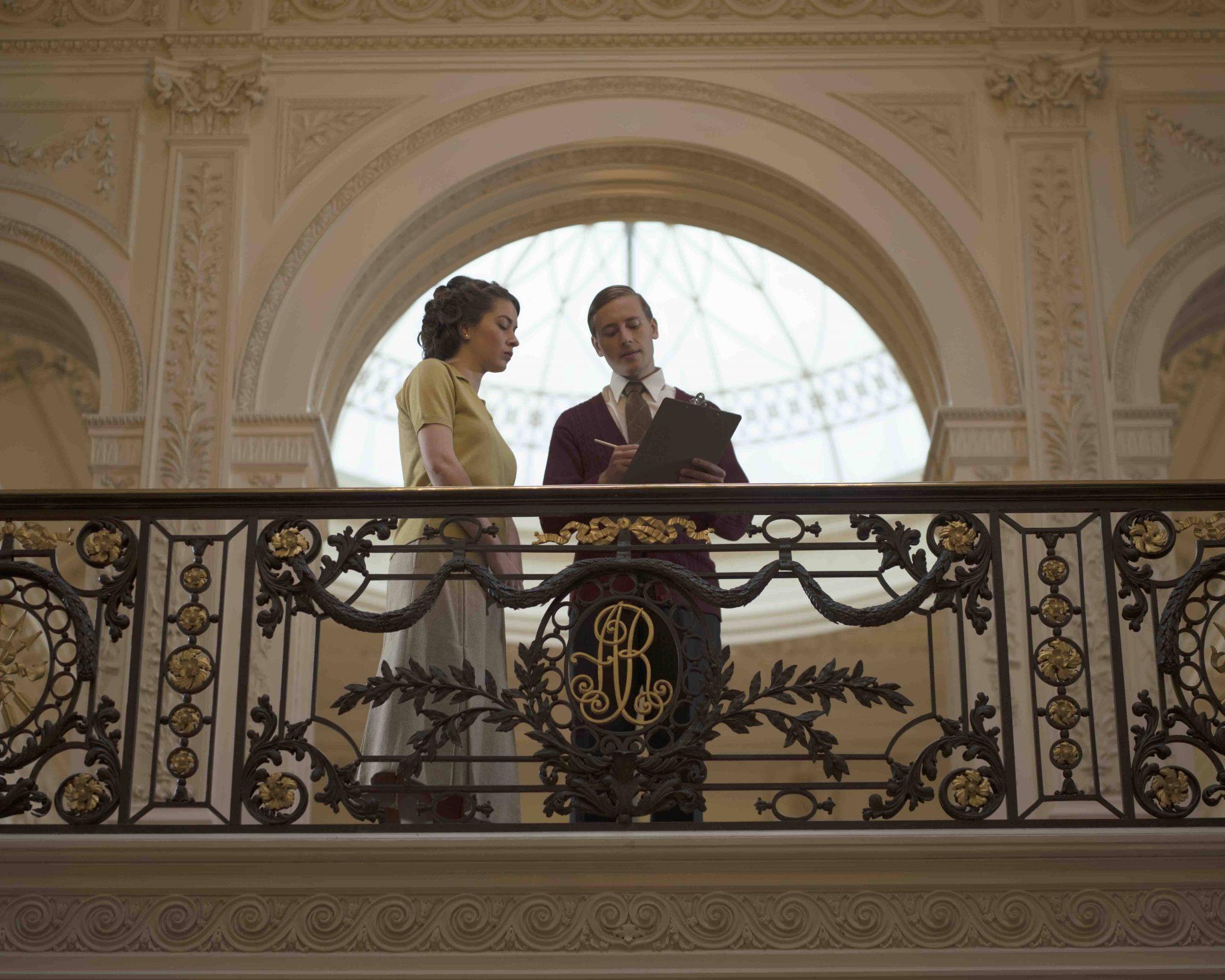 Inside Buckingham Palace 2