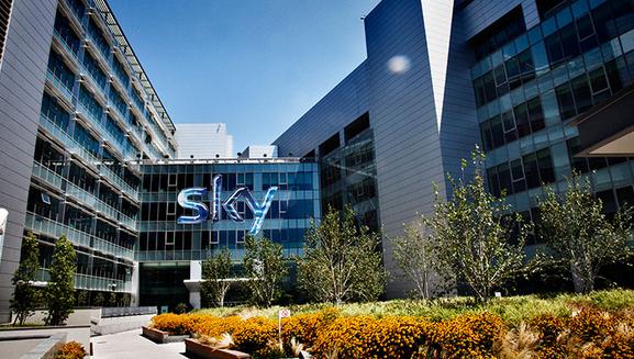 Sky Italia HQ