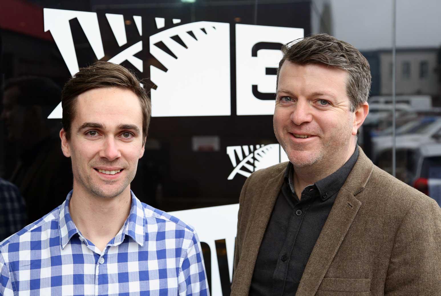 Matt Barthow & Ben Quinn