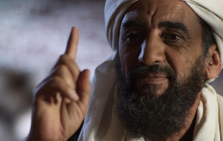Osama bin Laden Up Close and Personal