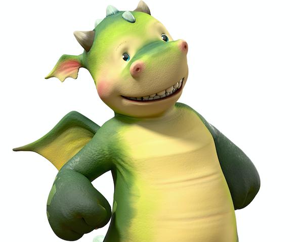 Digby Dinosaur