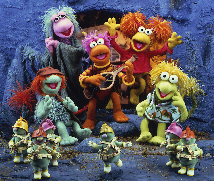 A Full-Length 'Fraggle Rock' (Clap Clap) Reboot Is Coming to Apple TV+