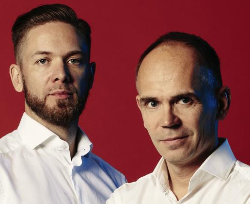 Mikko Polla and Roope Lehtinen