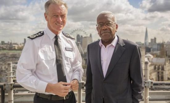 Inside Scotland Yard with Trevor McDonald