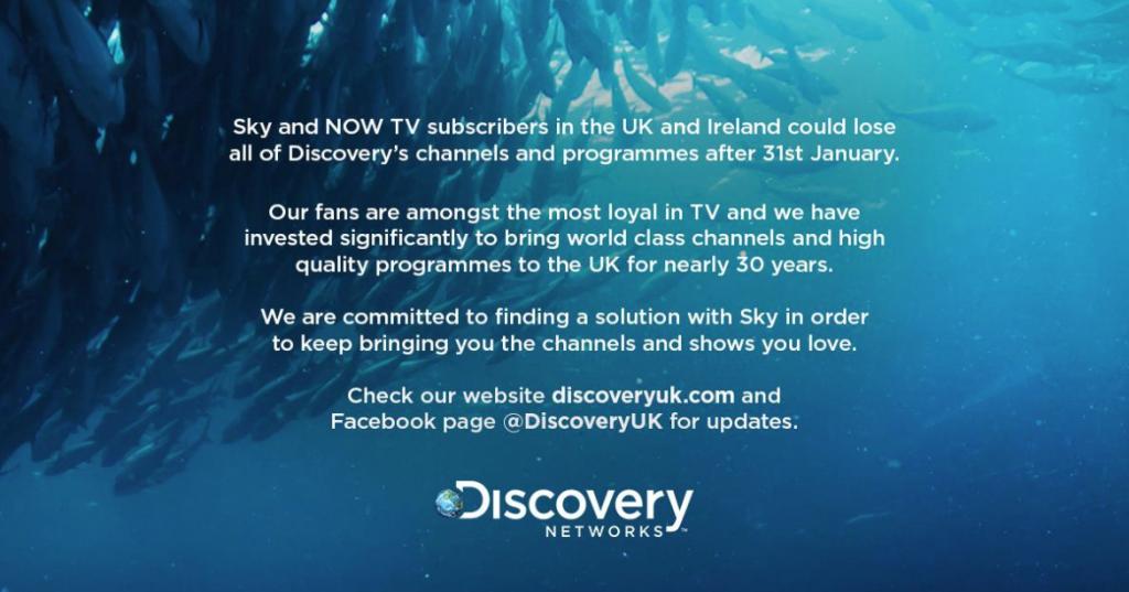 keep discovery