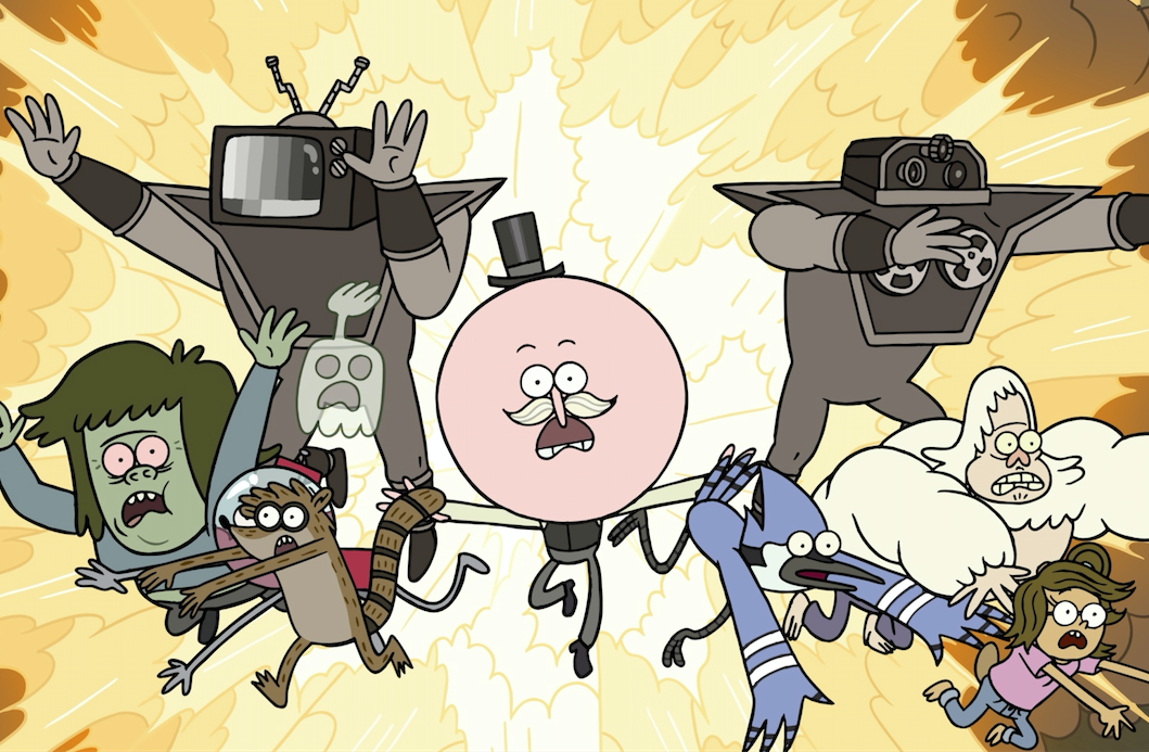Regular Show season 8