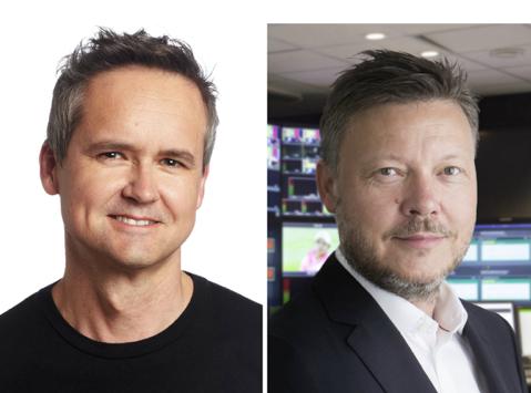Roy Price and Jorgen Madsen Lindemann