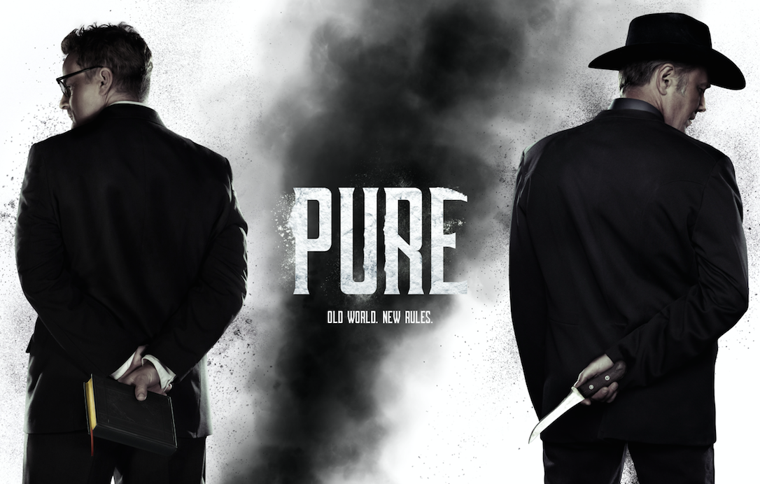 Pure key art