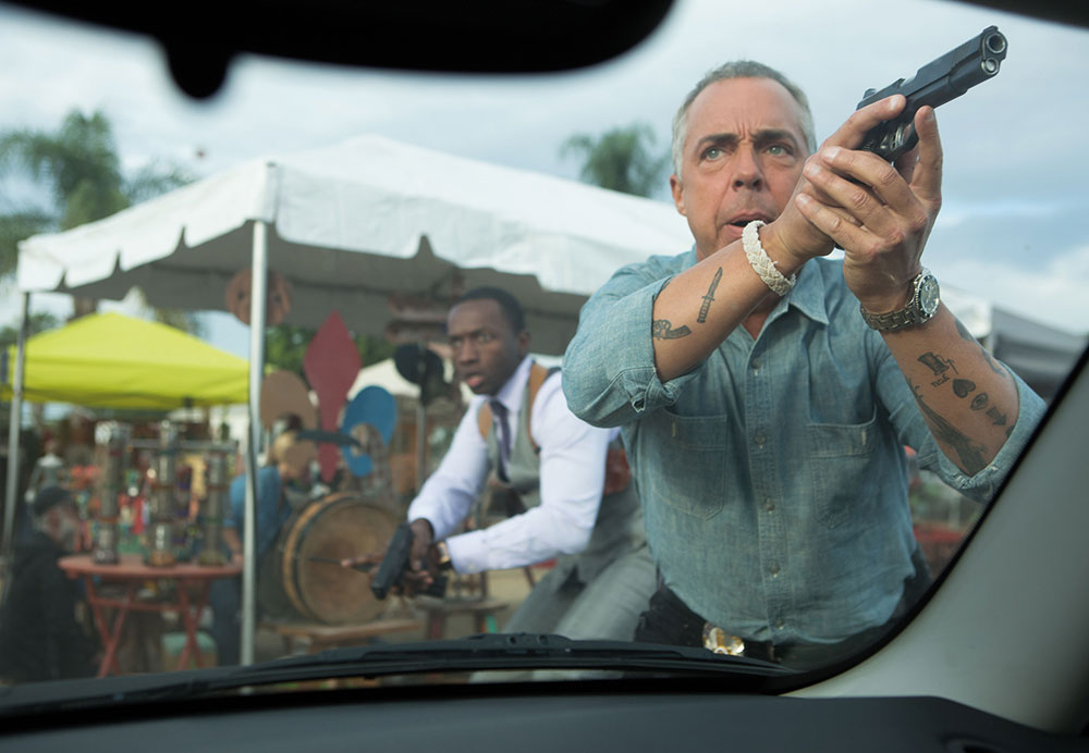 Amazon's AVOD streamer IMDb TV orders 'Bosch' spin-off from Fabel