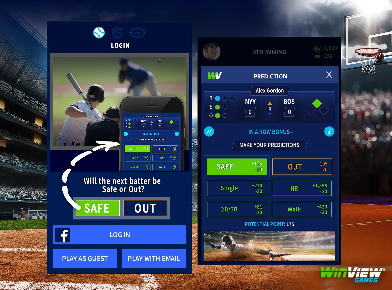 WinView Predict Sports Live App