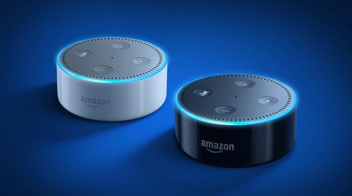 Alexa-enabled Amazon products
