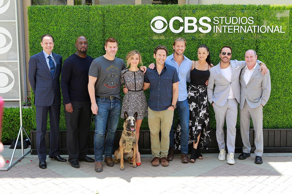 CBS Studios International 1 LA Screenings