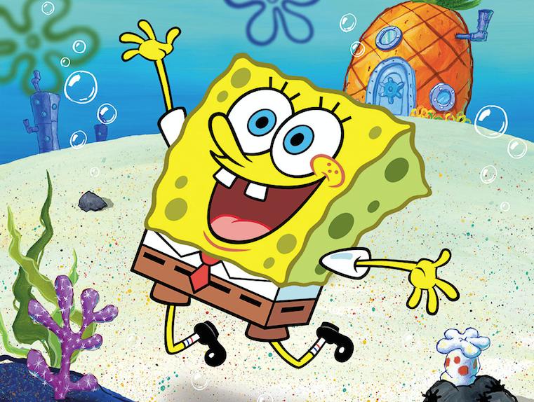 Spongebob feature image