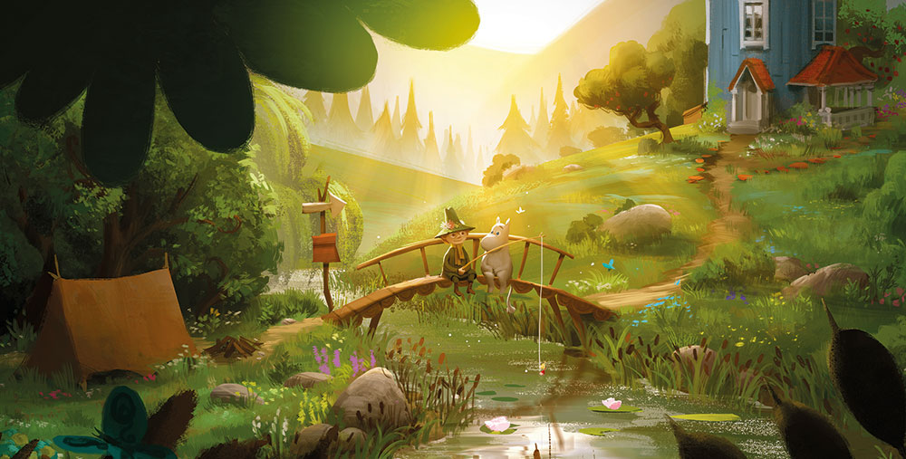 MOOMINVALLEY-concept-artwork