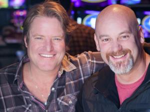 Rick Ringbakk and Craig Armstrong
