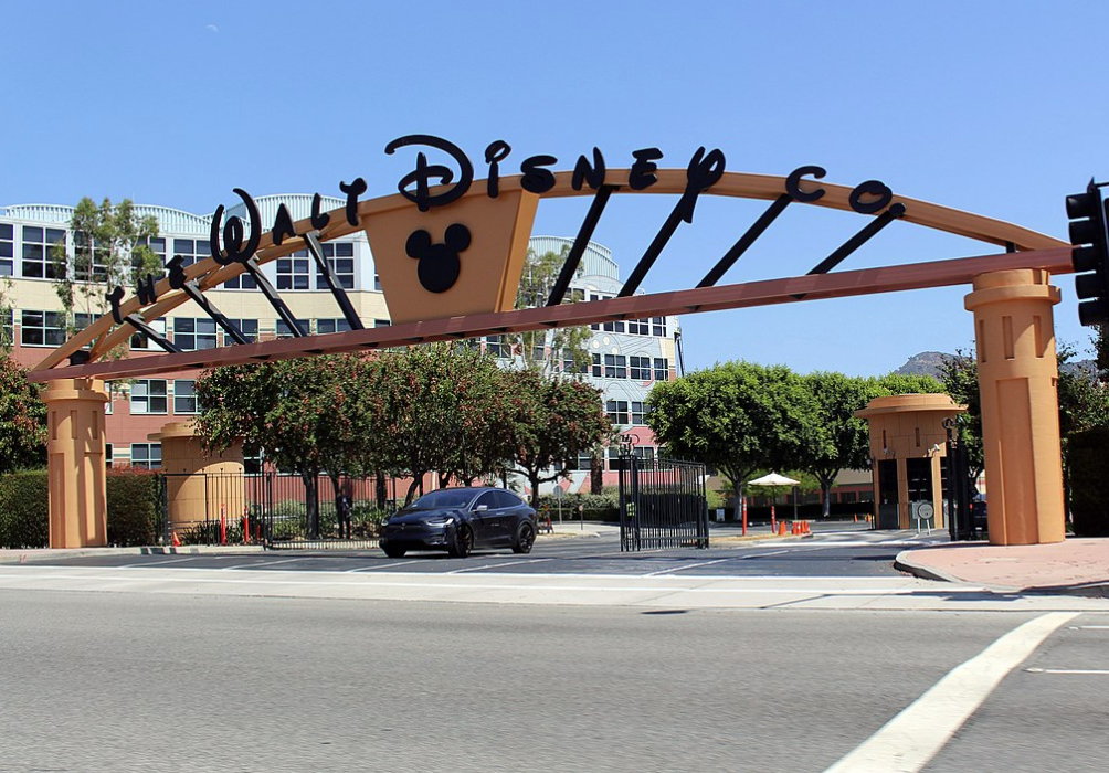The Walt Disney Company Studios
