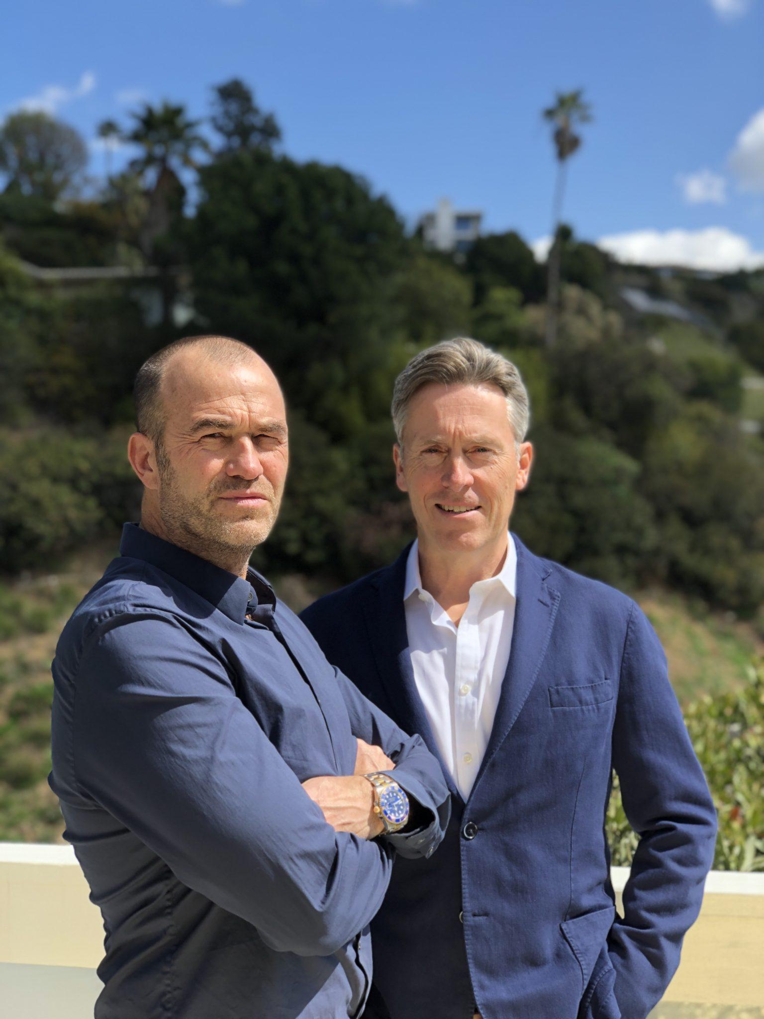 LA-based Brits Mirren & Carmichael Launch TV Outfit
