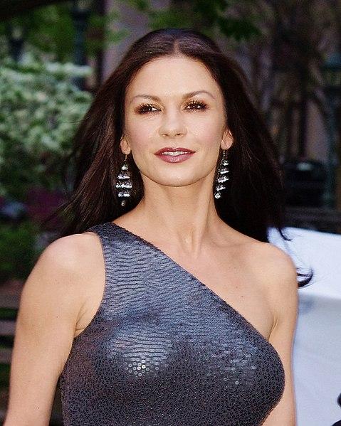 Facebook orders Catherine Zeta-Jones scripted title