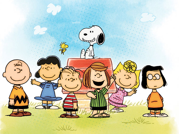 Sony Music Buys $185M Stake In 'Peanuts' Brand