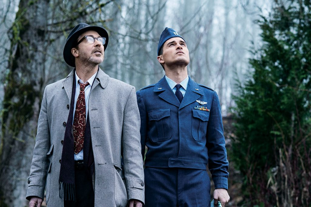 Robert Zemeckis' Project Blue Book smashes A+E viewing records
