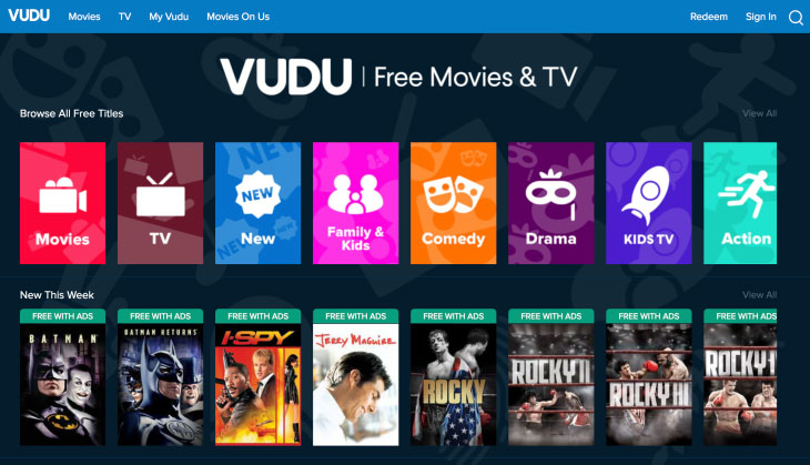 Report: Walmart in talks over opening Vudu to streaming partners