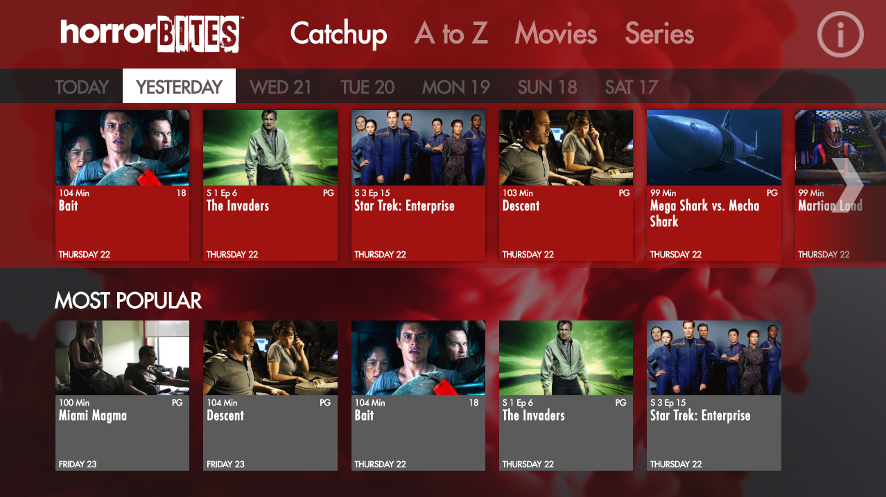 CBS, AMC Channels Partnership launches on-demand players on Freeview